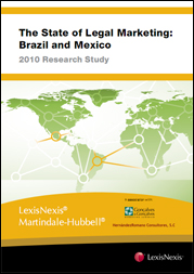 The state of legal marketing: Brazil & Mexico