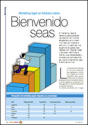 Marketing legal en América Latina - Bienvenido seas